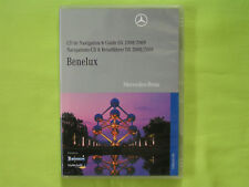 CD NAVIGATION BENELUX MERCEDES BENZ COMAND APS DX 2009 C CL CLK E G M S SL 8.0