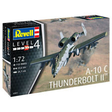 Revell A-10 C Thunderbolt II Aircraft Model Kit - Scale 1:72 - 03857