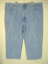 Men's Levi's 48x23 Shortened Hemmed Extra Short Jeans W 48 Waist x L 23 Length