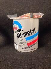 USC All-Metal Aluminum Filled Auto Body Filler (Gallon)