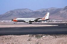 Football 1701001P 1/200 USA AIR FORCE boeing VC-137B (707-153B) 58-6971 Poli