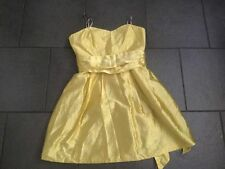 River Island Short/Mini No Pattern Bandeau Dresses for Women