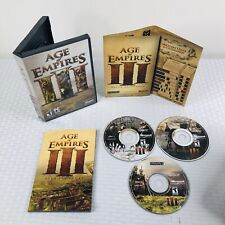 Microsoft Age of Empires III 3 — Real-Time Strategy (RTS) Windows Computer Game