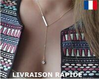 collier pendentif choker femme bijoux Cadeau Anniversaire Soirée Mariage