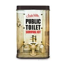 NEW Accoutrements Public Toilet Survival Kit Must have item New in Pack