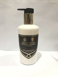 New Penhaligon's HALFETI Body & Hand Lotion 300ml perfume, Sold Out & Rare 💝