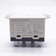 HLR6100-2ATUBCF 24VDC Compressor Relay 6 Pins 30A