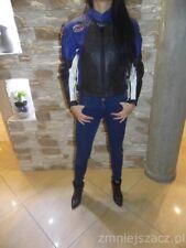 Damen Motorrad Lederjacke Prexport Italy