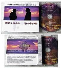 PETER MAFFAY & VOTHU VINDI - Tribal .. 1998 Ariola Maxi CD TOP