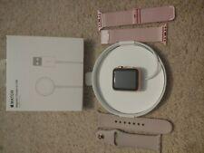 Apple watch sport series 2 38mm rose gold