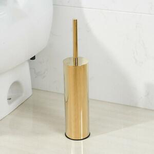 Cleaning Long Handle Brush Holder Modern Bathroom Free Standing Storage Set