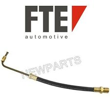 Porsche 968 92-95 Clutch Fluid Hose - Clutch Master Cylinder to Fluid Pipe FTE