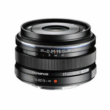 Auto and Manual Mirrorless Lenses for Olympus Cameras