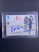 2019-20 Panini Noir Basketball Brandon Clarke Shadow Auto /99 Rookie RC SP rare