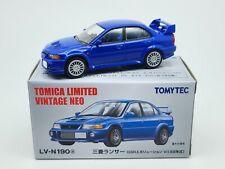 1:64 Tomytec Tomica Limited Vintage Neo Mitsubishi Lancer GSR Evolution VI N190a