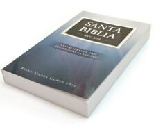 RVG - Paperback / Center Reference Spanish Bible | Reina Valera Gómez (RVG)