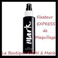 FIXATEUR Maquillage en Spray MAGIX AVON Séchage Rapide - Tenue Prolongée!!