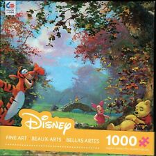 Disney's Winnie the Pooh 1000 Piece Puzzle Made By CEACO [Pooh's Afternoon Nap]