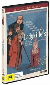 Ladykillers: 1955 DVD