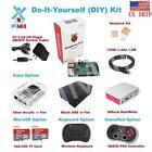 Raspberry Pi 3 Model B Do-It-Yourself (DIY) Kit US Seller