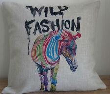 Linen Blend Fashion Decorative Cushions & Pillows