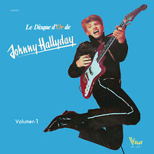CD Le disque d'or de Johnny Hallyday - Volumen 1 (Vogue Made In Venezuela)