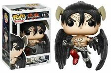 Tekken Devil Jin #176 Exclusive Funko POP Figure