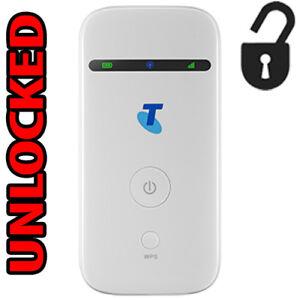 Hotspot Unlocked ZTE MF65 Router Modem 3G H+ GSM 5 Wifi 850/2100 Mhz ATT Claro