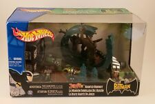 Hot Wheels Atomix Batman Jokers Haunted Highway 2004 Mattel NEW!