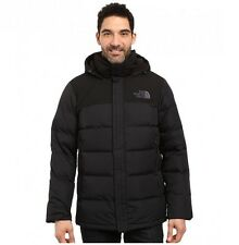 NEW The North Face Men NUPTSE RIDGE PARKA II Jacket Black XL Down