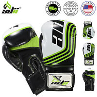 ADii Boxing Gloves for training Sparring MMA Muay thai Punching kickboxing Glove