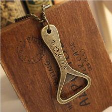 Pendant sweater Chain Necklace Zs129 Fashion jewelry Opener Retro Bronze long