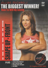 SHAPE UP-FRONT JILLIAN MICHAELS THE BIGGEST WINNER HOW TO WIN BY LOSING New DVD