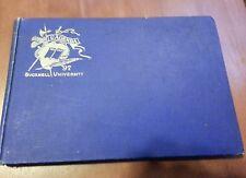 Rare 1897 Bucknell University Yearbook   Lagenda