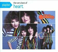 HEART--Playlist-The Very Best Of Heart--CD--New, Sealed
