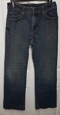 Ralph Lauren Women's Polo Jeans Kelly Bootcut Stretch Size 6 Regular Blue Jeans