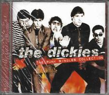 CD 18T THE DICKIES THE PUNK SINGLES COLLECTION BEST OF 2002 NEUF SCELLE