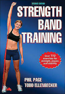 Strength Band Training By Phillip Page Softcover Strength Power Stability