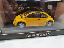 RARE MINICHAMPS 1/43 VOLKSWAGEN CONCEPT CAR SALOON