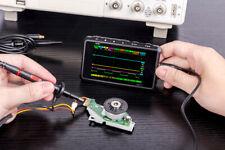 DS213 Smart LCD Digital Storage Oscilloscope 15MHz 100MSa/s Max Sampling Rate