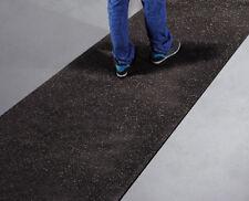 XL RUBBER FLOORING MAT Gym Durable Anti Fatigue Non Slip Roll 1.2 x 6m (7.2m²)