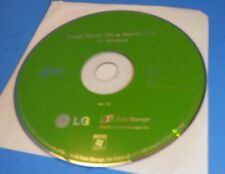 PowerDVD Software for Windows DVD Playback Decoder *Only Works w/ LG Brand Drive