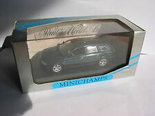 MINICHAMPS AUDI A4 AVANT 1995 GREEN METALLIC REF 430 015011