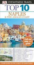 Top 10 Naples & Amalfi Coast (Eyewitness Top 10 Travel Guide)-ExLibrary