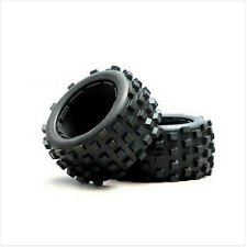 1/5 rc car gas rear dirt tires fit baja 5B 2PCS