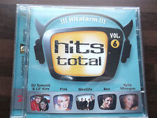 CD – Hits total Vol. 6 – Doppel-CD – 2002