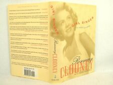 Girl Singer : An Autobiography by Rosemary Clooney 1999, HC VG 1ST 'FLAT SIGNED'