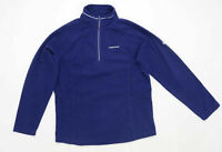 Craghoppers Womens Size 12 Fleece Blue Jacket