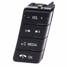 OEM NEW Right Hand Volume Seek Media Cell Phone Control Buttons AL3Z-9C888-CA
