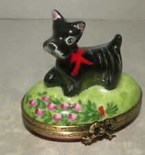 New Dog Bouquet, Limoges Box Number 10 New